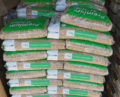 Pellets Greenheat